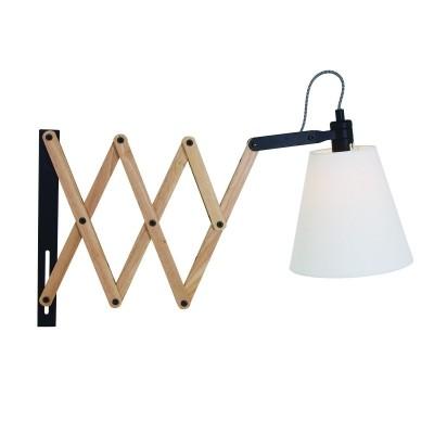 Steinhauer Mexlite Beige Wandlamp 1-lichts 8852BE