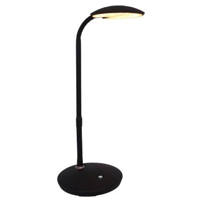 Steinhauer Zenith LED Zwart Tafellamp 1-lichts 1470ZW