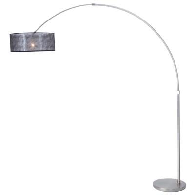 Steinhauer Gramineus Staal Vloerlamp 1-lichts 9681ST