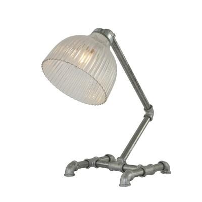 Steinhauer Mexlite Staal Tafellamp 1-lichts 7683ST