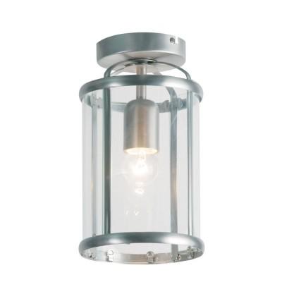 Steinhauer Pimpernel Staal Plafondlamp 1-lichts 5973ST