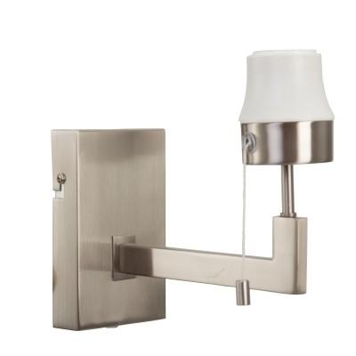 Steinhauer Louis Staal Wandlamp 1-lichts 7232ST