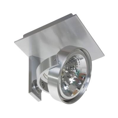 Steinhauer Mexlite Staal Plafondlamp 1-lichts 7602ST