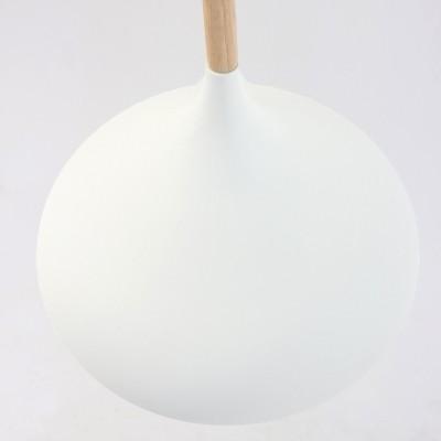 Steinhauer Mexlite Wit Hanglamp 1-lichts 7730W