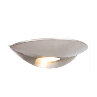 Steinhauer Tamara Staal Wandlamp 2-lichts 7423ST