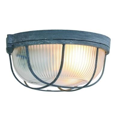 Steinhauer Mexlite Grijs Plafondlamp 1-lichts 1342GR