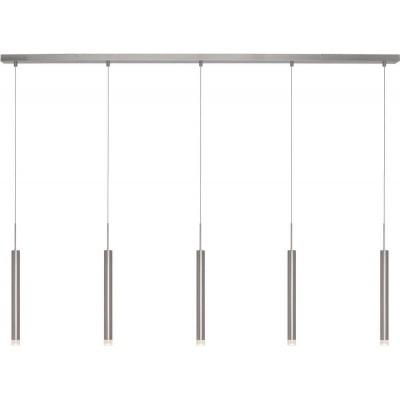 Freelight Pinn Staal Hanglamp 120cm H9305S