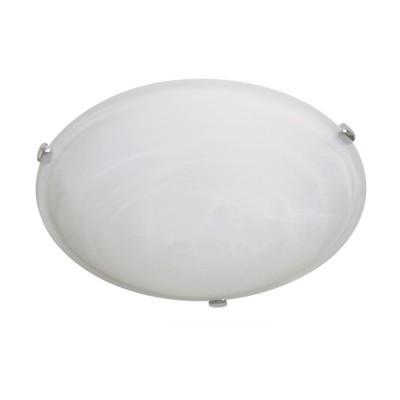 Steinhauer Ceiling and wall LED Wit Plafondlamp 2-lichts 5613ST