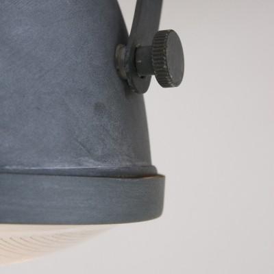 Steinhauer Mexlite Grijs Wandlamp 2-lichts 1312GR