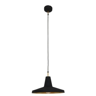 Steinhauer Mexlite Zwart Hanglamp 1-lichts 1338ZW