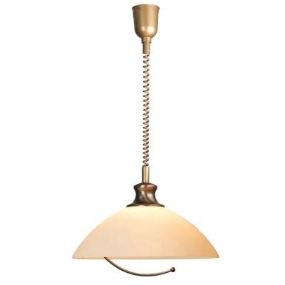 Steinhauer Greiggii Brons Hanglamp 1-lichts 7112BR