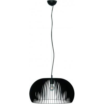 Freelight Gasperi Zwart Hanglamp 50cm H6130Z