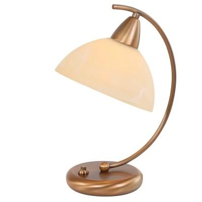 Steinhauer Burgundy Brons Tafellamp 1-lichts 5423BR