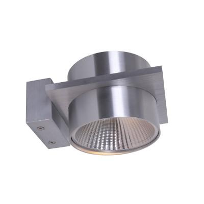 Steinhauer Liberstas LED Staal Wandlamp 1-lichts 1462ST