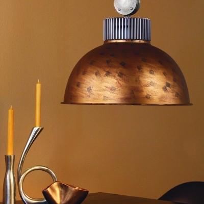 Steinhauer Mexlite Bruin Hanglamp 1-lichts 1455B