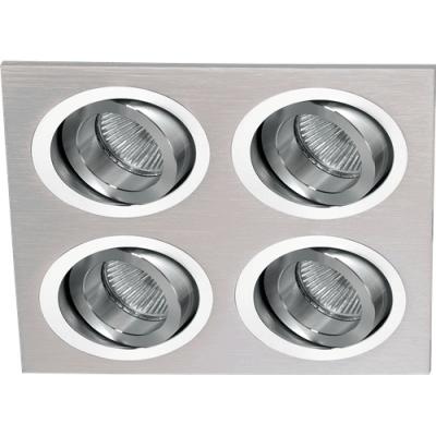Masterlight Di Moda Aluminium Spots,Spots Inbouw 5084-37