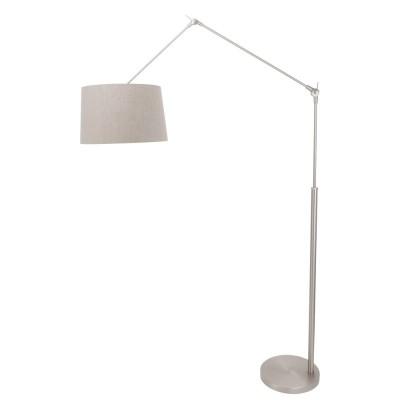 Steinhauer Gramineus Beige Vloerlamp 1-lichts 9720ST