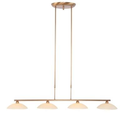 Steinhauer Aleppo Brons Hanglamp 4-lichts 3281BR