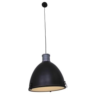 Steinhauer Storm Zwart Hanglamp 1-lichts 1456ZW