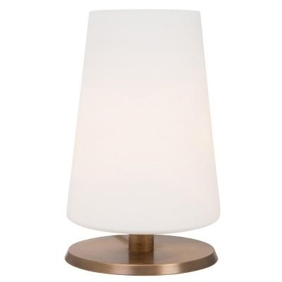 Steinhauer Ancilla Brons Tafellamp 1-lichts 7504BR