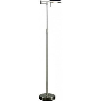 Freelight Tomo Staal Vloerlamp S5440S