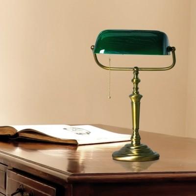 Steinhauer Ancilla Brons Tafellamp 1-lichts 6185BR