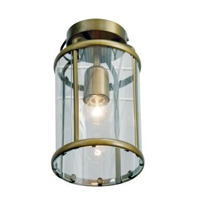Steinhauer Pimpernel Brons Plafondlamp 1-lichts 5973BR