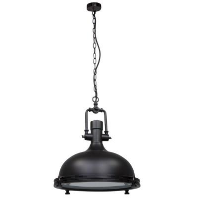 Steinhauer Mexlite Zwart Hanglamp 1-lichts 7636ZW