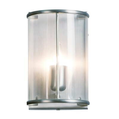 Steinhauer Pimpernel Staal Wandlamp 1-lichts 5974ST