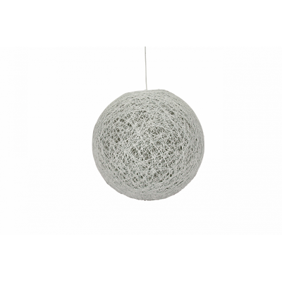 Hanglamp Abaca doorsnede in cm 80 wit 31580001