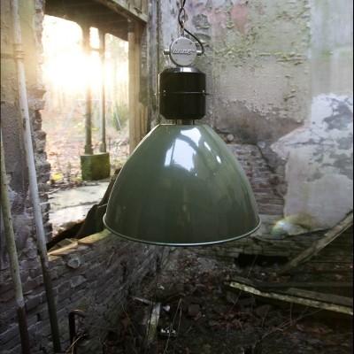 Steinhauer frisk Groen Hanglamp 1-lichts 7696G