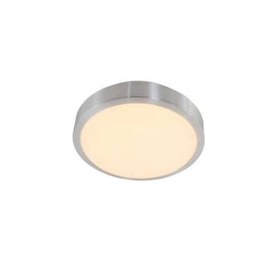 Steinhauer Ceiling and wall LED Staal Plafondlamp 1-lichts 7830ST