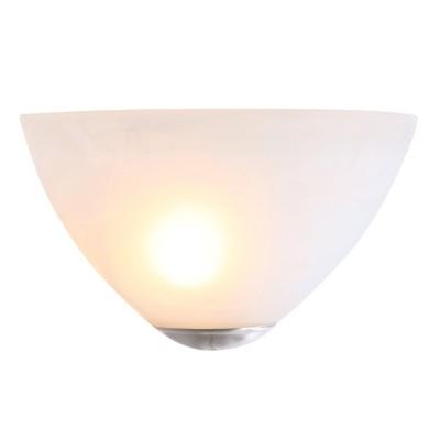 Steinhauer Burgundy Staal Wandlamp 1-lichts 2616ST