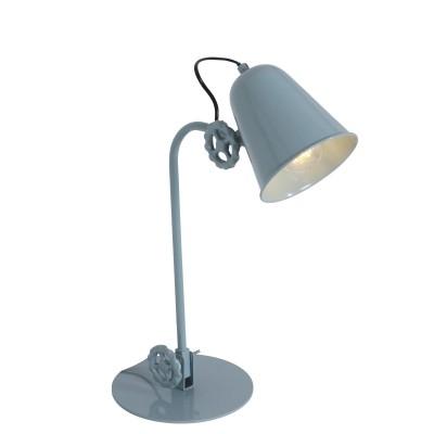 Steinhauer dolphin series Groen Tafellamp 1-lichts 1324G