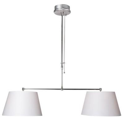 Steinhauer Stresa Staal Hanglamp 1-lichts 9581ST