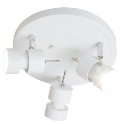 Steinhauer Natasja LED Wit Plafondlamp 3-lichts 7905W