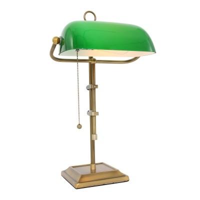 Steinhauer Ancilla Brons Tafellamp 1-lichts 7961BR