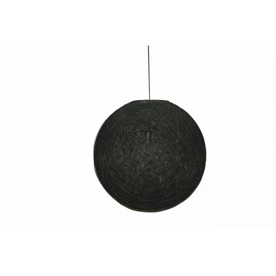Hanglamp Abaca doorsnede in cm 80 zwart 31580002