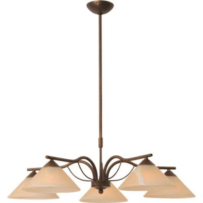 Masterlight Torcello Bruin Gepatineerd Hanglamp 2683-22-43