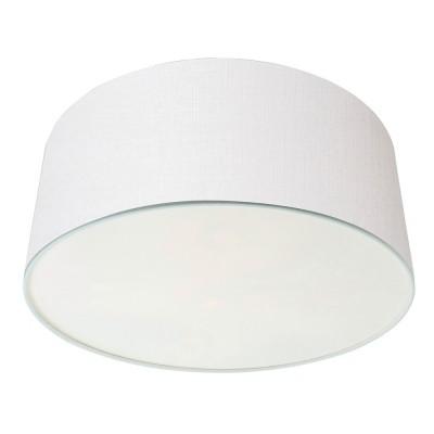 Steinhauer Gramineus Wit Plafondlamp 1-lichts 9686W