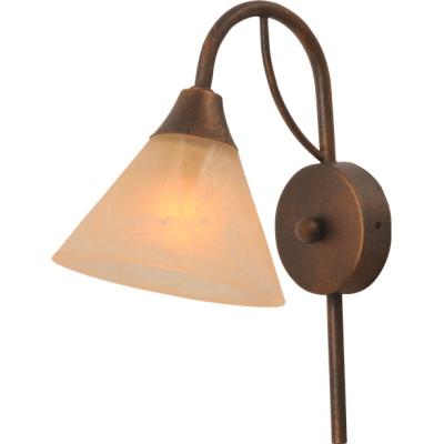 Masterlight Torcello Bruin Gepatineerd Wandlamp 3681-22-43