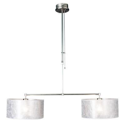 Steinhauer Stresa Staal Hanglamp 1-lichts 9588ST