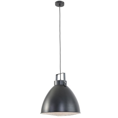 Steinhauer Mexlite Zwart Hanglamp 1-lichts 7651ZW