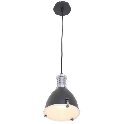 Steinhauer Storm Zwart Hanglamp 1-lichts 1331ZW