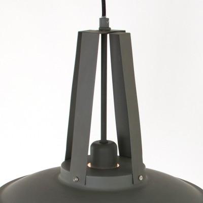 Steinhauer Mexlite Grijs Hanglamp 1-lichts 7704GR