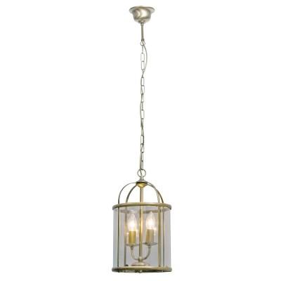 Steinhauer Pimpernel Brons Hanglamp 2-lichts 5971BR