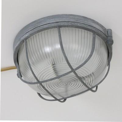 Steinhauer Mexlite Grijs Plafondlamp 1-lichts 1343GR