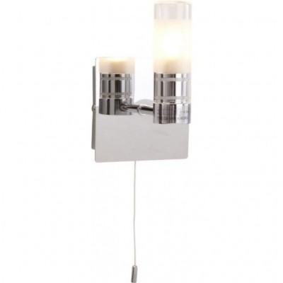 Steinhauer Ceiling and wall Chroom Wandlamp 1-lichts 7299CH