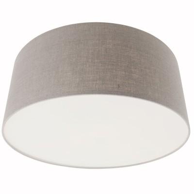 Steinhauer Gramineus Beige Plafondlamp 1-lichts 9687W