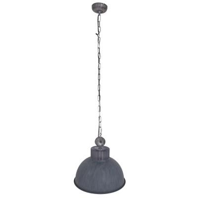 Steinhauer Mexlite Grijs Hanglamp 1-lichts 1455GR